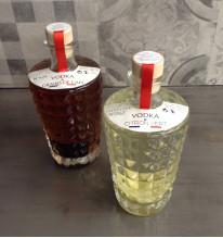Vodka arômes naturels