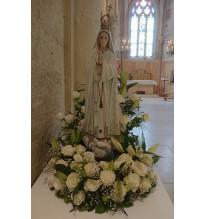 Hommage pour la vierge Marie