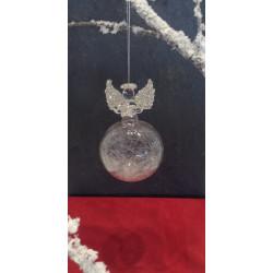 Boule de Noël Ange