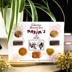 COLLECTION BISCUITS FINS - Maxim's de Paris