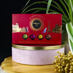 ÉTUI 8 CHOCOLATS MACARONS - Maxim's de Paris