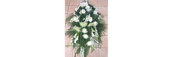 Gerbe à la main et Bouquet rond